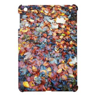 紅葉 iPad MINI カバー