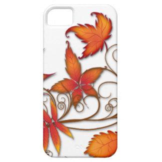 紅葉 iPhone SE/5/5s ケース