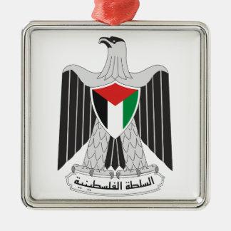 紋章のパレスチナの権限 メタルオーナメント