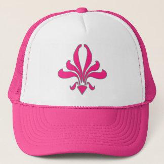 (紋章の)フラ・ダ・リの帽子 キャップ