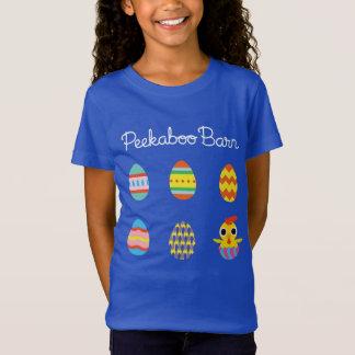 納屋のイースターピーカーブ式|イースターエッグ Tシャツ