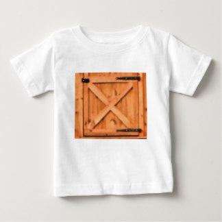 納屋の大戸木 ベビーTシャツ