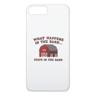 納屋の滞在 iPhone 8 PLUS/7 PLUSケース