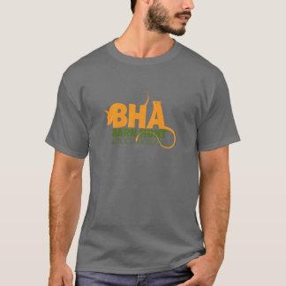 納屋の狩り連合LLCのロゴのギア Tシャツ