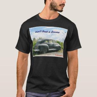 納屋ヤードプリマス Tシャツ