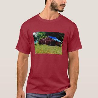 納屋場面T Tシャツ