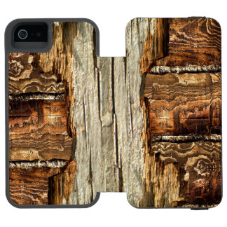 納屋木 INCIPIO WATSON™ iPhone 5 財布 ケース