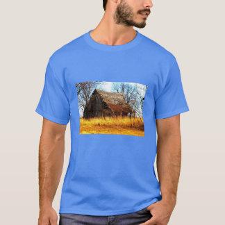納屋、納屋、納屋のTシャツ Tシャツ