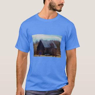 納屋、納屋、納屋のTシャツII Tシャツ