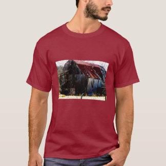 納屋、納屋、納屋のTシャツIII Tシャツ