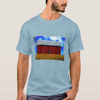 納屋、納屋、納屋のTシャツVIII Tシャツ