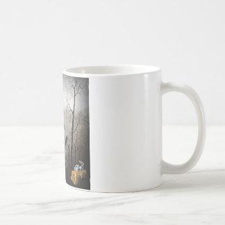 納税申告を完了するためのコーヒー・マグ コーヒーマグカップ