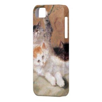 紐 iPhone 5 CASE