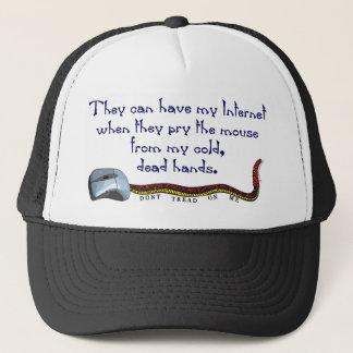純中性-私のマウスをテコで動かして下さい キャップ