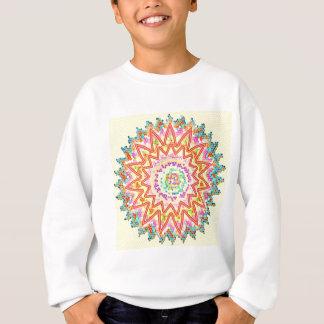 純粋でなだめるようなエネルギー星の紋章 スウェットシャツ