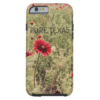 純粋なテキサス州の野生の花インディアン毛布のiPhoneの場合 ケース