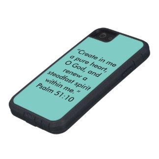 """""""純粋なハート"""" Iphone 5/5SおよびSEの携帯電話の箱 iPhone SE/5/5s ケース"""
