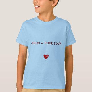 純粋な愛 Tシャツ