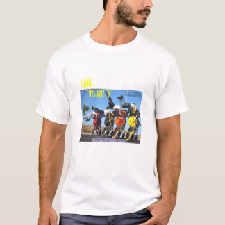 純粋な精神異常 Tシャツ