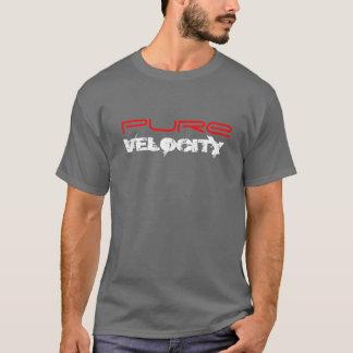 純粋な速度 Tシャツ