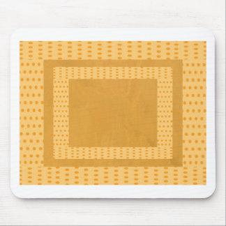 純粋な金ゴールドエネルギー-ダイムの文字のためにあなたの名前を買って下さい マウスパッド