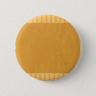 純粋な金ゴールドエネルギー-ダイムの文字のためにあなたの名前を買って下さい 缶バッジ