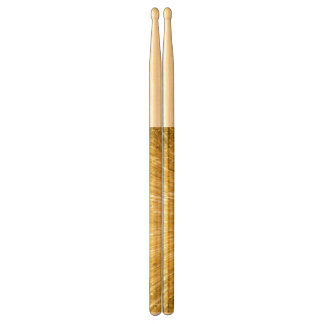 純粋な金ゴールドパターン/金シャワー ドラムスティック