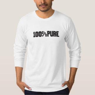純粋な100% Tシャツ