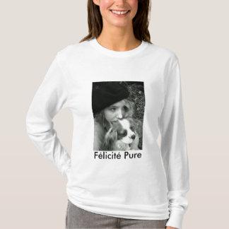 純粋なFélicité Tシャツ