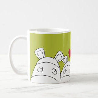 純粋なImpossimals® -豪華な緑 コーヒーマグカップ