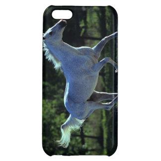 純血種の種馬のランニング iPhone 5C CASE