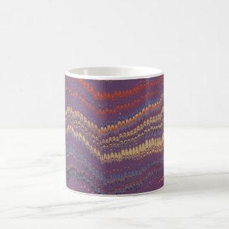 紙の芸術 コーヒーマグカップ
