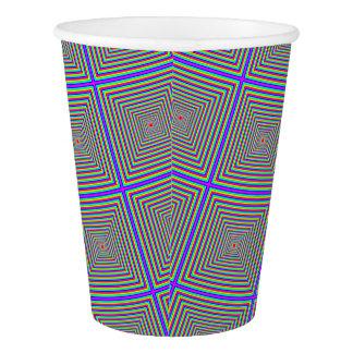 紙コップ: 正方形の正方形 紙コップ