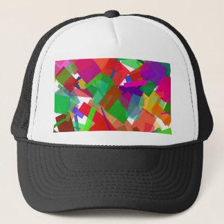 紙吹雪の多彩な帽子 キャップ
