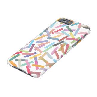 紙吹雪の箱 BARELY THERE iPhone 6 ケース