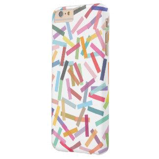 紙吹雪の箱 BARELY THERE iPhone 6 PLUS ケース