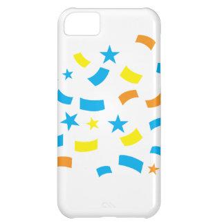 紙吹雪の誕生日 iPhone5Cケース