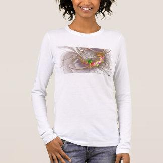 紙吹雪 長袖Tシャツ