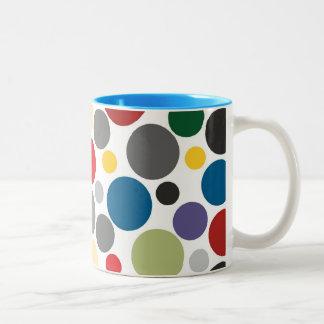 紙吹雪DesignMug ツートーンマグカップ