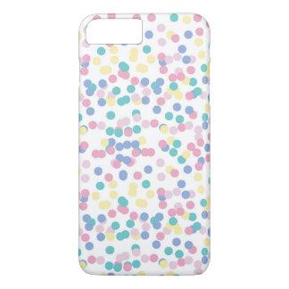 紙吹雪IPHONEの箱-パステル調COLORWAY iPhone 8 PLUS/7 PLUSケース
