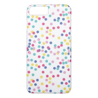 紙吹雪IPHONEの箱 iPhone 8 PLUS/7 PLUSケース