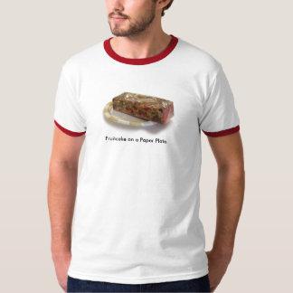 紙皿のFruitcake Tシャツ