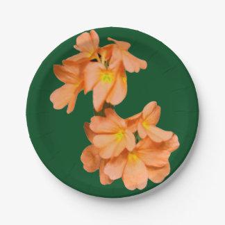 紙皿- Heliconia ペーパープレート