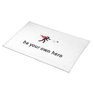 紙飛行機の英雄 ランチョンマット