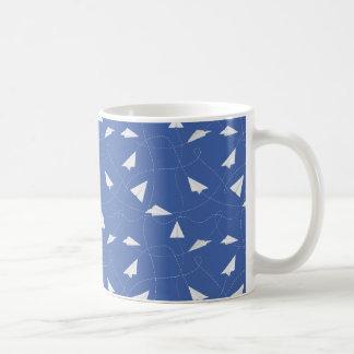 紙飛行機|のマグ コーヒーマグカップ
