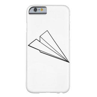 紙飛行機 iPhone 6 ベアリーゼアケース
