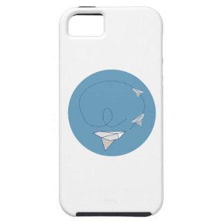 紙|飛行機 iPhone 5 ケース