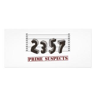 素数の容疑者 ラックカード