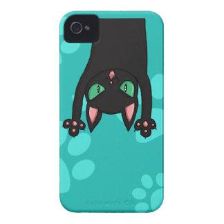 素早く書き留めている黒猫 Case-Mate iPhone 4 ケース