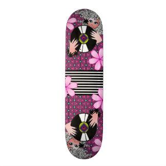 素晴しいカッコいい及びガーリー カスタムスケートボード